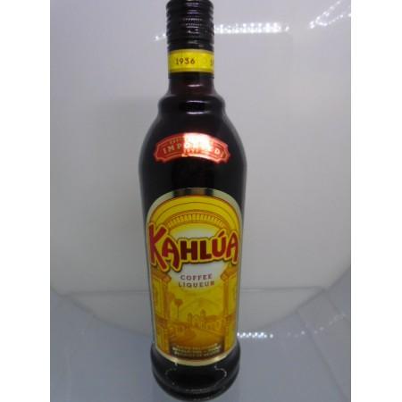 KAHLUA COFFE LIQUEUR 0.7L