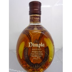 DIMPLE WHISKY 15 Y.O